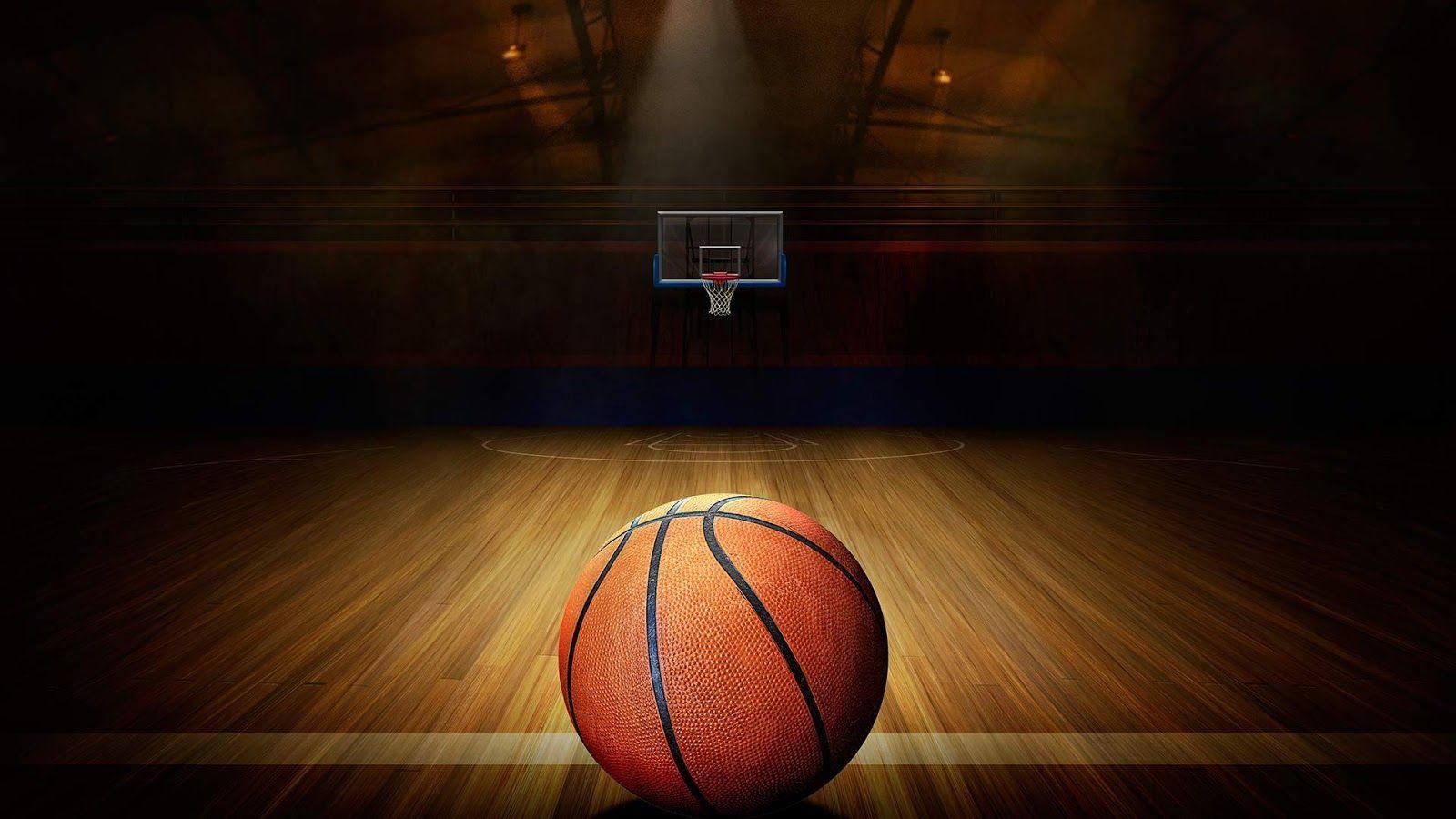 площадка баскетбольная